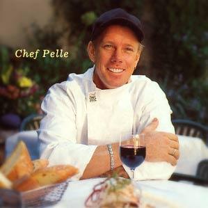 Chef Pelle Portrait